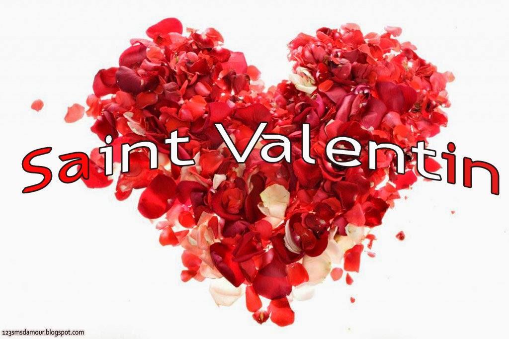 Message d'amour sms pour la Saint valentin 2015