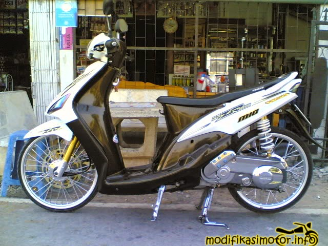 modifikasi mio sporty thailook