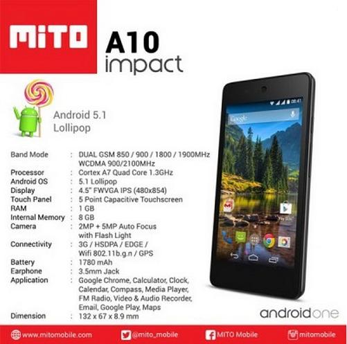 Mito A10 Impact