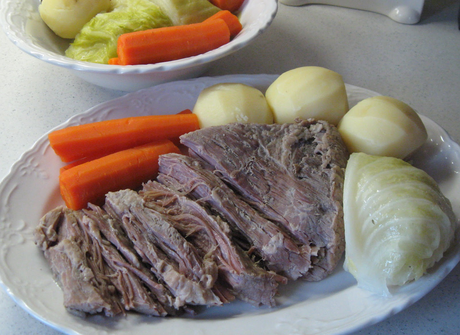 Cooking pilgrim boiled dinner corned beef and cabbage for What to do with salt beef