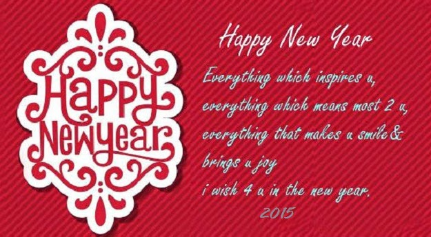 HAPPY NEW YEAR: Happy New Year Marathi SMS quotes 2015