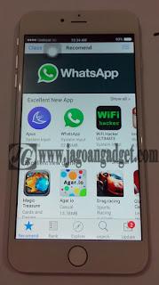 iPhone Supercopy menggunakan Appstore