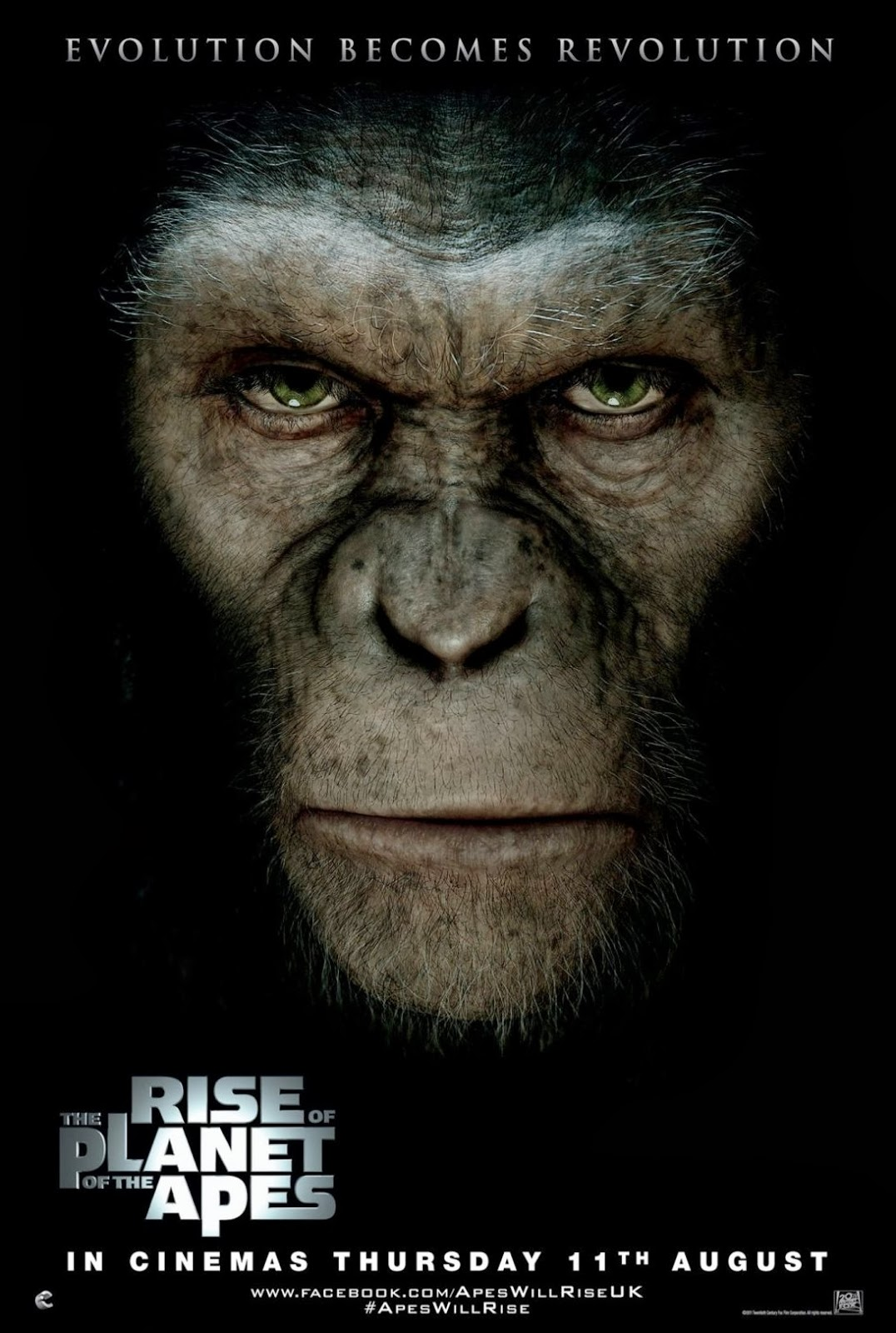 rise of the planet of the Rise of the planet of the apes star tom felton has said that the sci-fi epic has an  important message for audiences felton has claimed that the.
