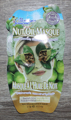 Montagne Jeunesse Nut Oil Face Masque