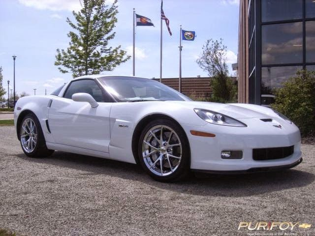 2012 Chevrolet Corvette Z06 at Purifoy Chevrolet