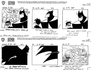 Sophie Wilson//Design Context: Design Production for Digital//Silent Movie//Storyboards.
