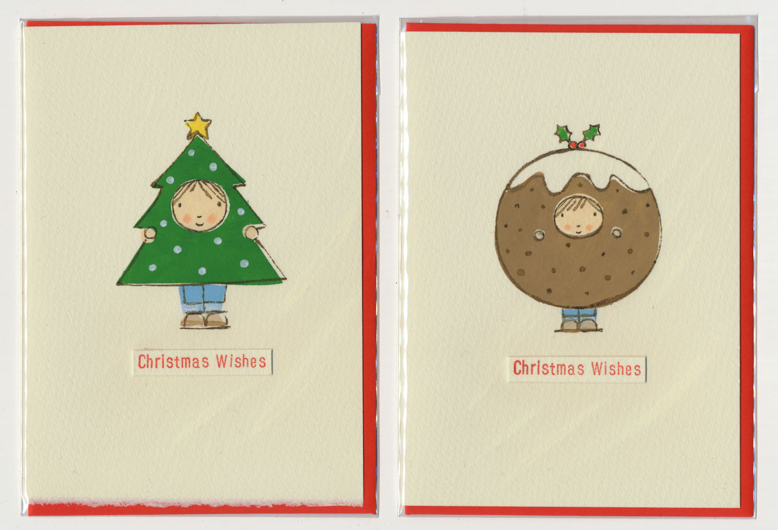Nicola killen new handmade christmas cards for Handmade christmas cards