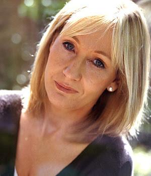 fotos de JK Rowling