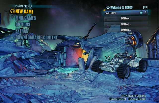 Borderlands The Pre Sequel PC Games Screenshots