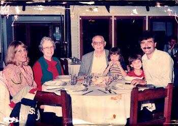 Cena de comunión Argentina 86/87