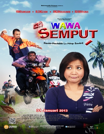 Free Download Movie Wawa Semput (2013) DVDRip Ac3 x264