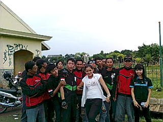 Foto bareng dengan  CCMC