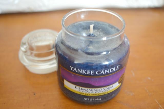 Yankee Candle Kilimanjaro Stars review
