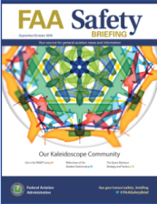 FAA Safety Briefing Magazine: September - October