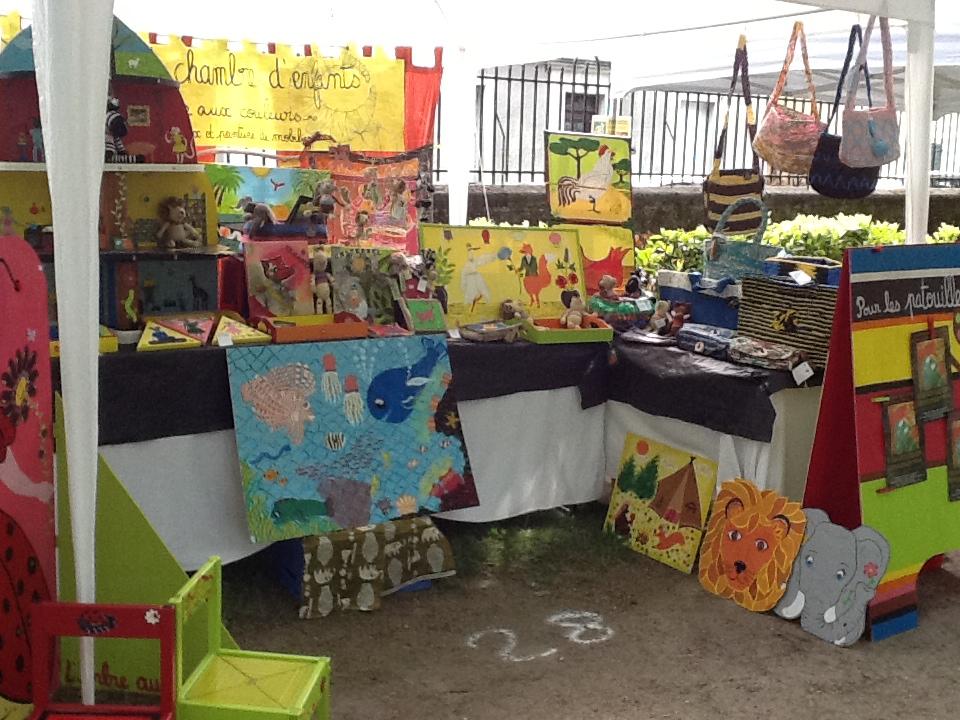 Peintures et chambre d 39 enfants l 39 arbre aux couleurs mai 2013 for Chambre mixte 13 mai 2013