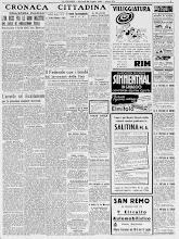 LA STAMPA 22 LUGLIO 1937
