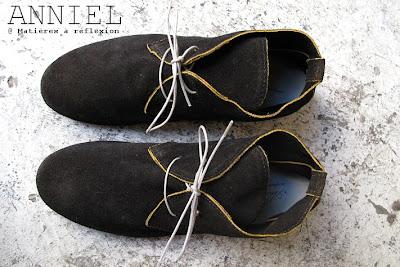 Desert boots homme Anniel