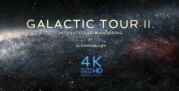 VideoHive Galactic Tour II