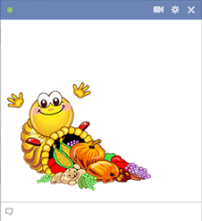Cornucopia Emoticon