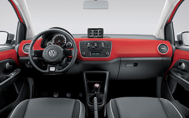 Volkswagen up! Cross Turbo TSI