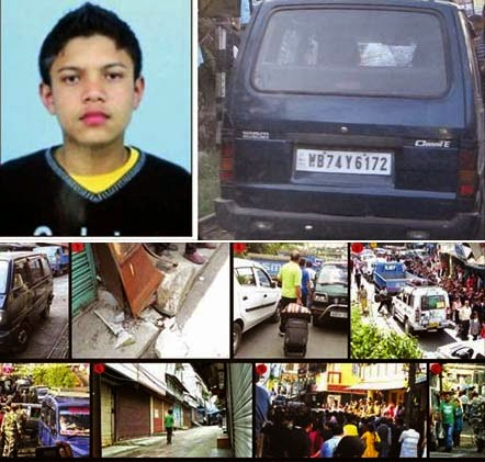 Kurseong shuts as road rage kills 15 Year Old boy