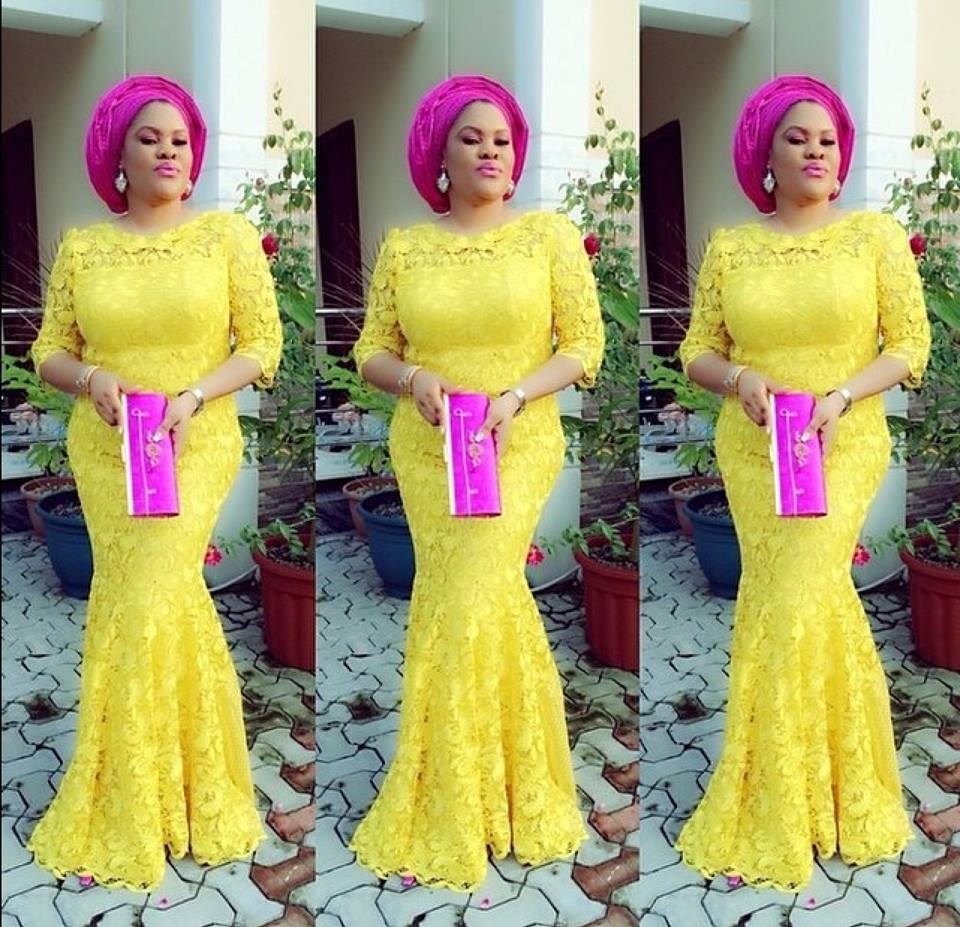 African Clothing: Sophisticated and Beautiful Aso Ebi style ...