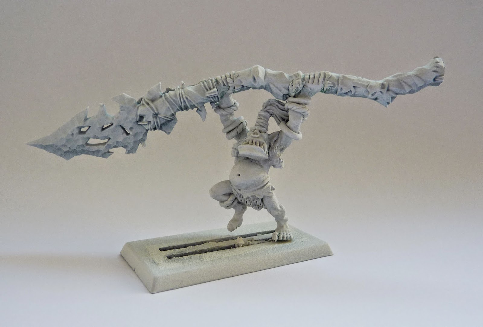 Savage Orc Big Stabba conversion