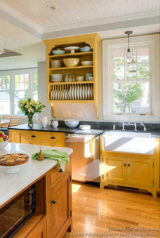 Farmhouse Kitchen Colors