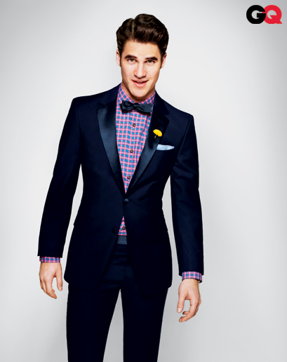 Bizz E Darren Criss Gq Summer Wedding Style Guide Photoshoot Photos And Behind The Scene Video