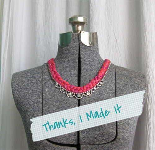 Thanks i made it the odd couple diy sparkly embroidery