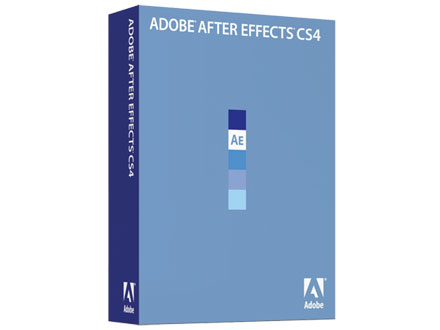 After Effects CS4 mac