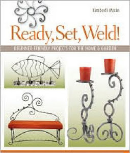 Find my book 'Ready, Set, Weld!' at your favorite bookstore or click here to purchase it on Amazon