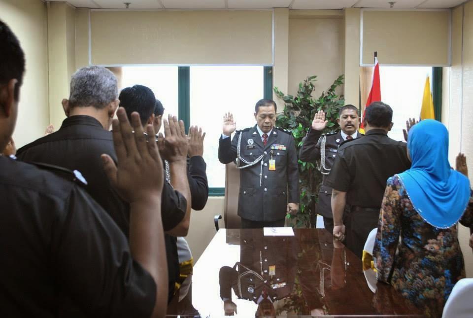 Parol dan Perkhidmatan Komuniti W.P. Kuala Lumpur, Jabatan Penjara Malaysia. - Parol