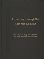A Journey through the Acts and Epistles