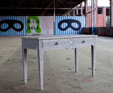 STYLEBEAT: SANG AND SERENA: ARTISAN FURNITURE FROM INDIA