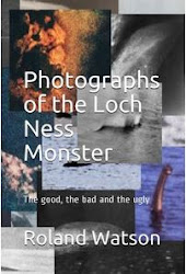 PHOTOGRAPHS OF THE LOCH NESS MONSTER