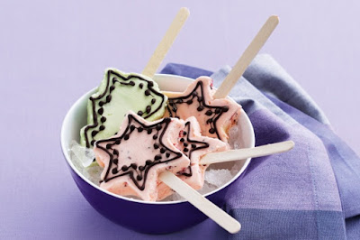 Christmas ice-creams recipe