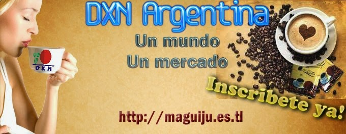 "DXN  ARGENTINA ""Distribuidor Independiente"""