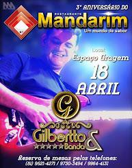 18.04.2015 GILBERTO E BANDA