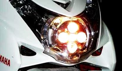 Tips dan Cara Mudah Pasang Sendiri Lampu HID di Motor