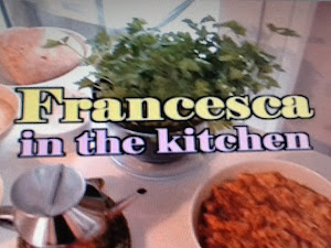 Francesca in the kitchen Libri e Cucina