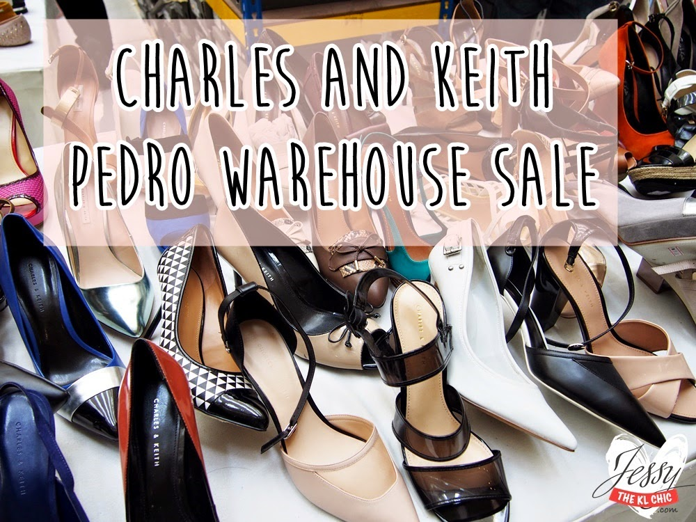 SALE: CHARLES & KEITH | PEDRO | FLOW | VICTORIA SECRET WAREHOUSE SALE 2015 (SSTWO MALL, PJ)
