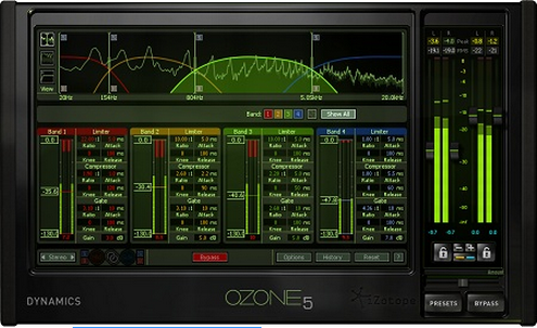 iZotope Ozone 5 Advanced v5.03