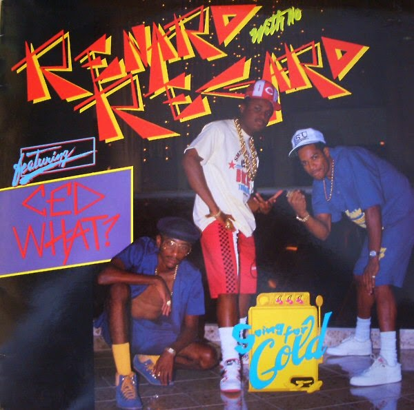 Renard With No Regard Ft.Ced What - Going For Gold (Vinyl, LP, 1989)(Pandisc)