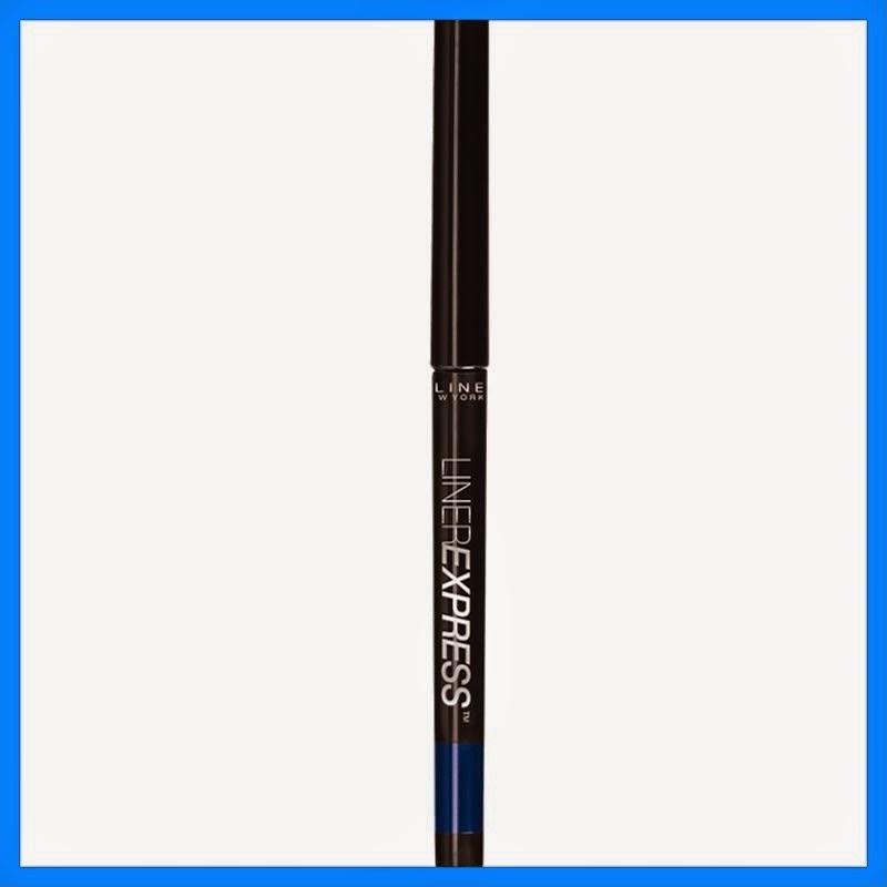 Invejinha boa - lápis azul maybelline