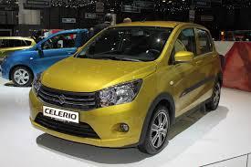 Transmitting CVT, Suzuki Celerio Became The Pioneer Class