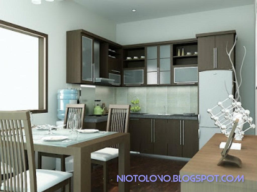 Dekorasi Dapur Cantik dan Minimalis3