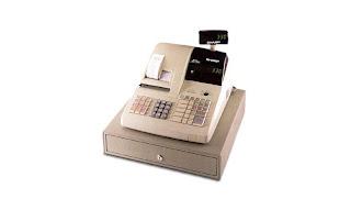 Sharp ER-A330 Cash Register