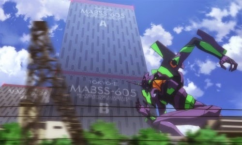 Rebuild of Evangelion 2.22 You Can (Not) Advance