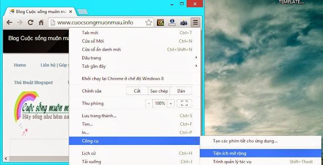 Gỡ bỏ Rvzr-a.akamaihd.net pop-up Virus ra khỏi trình duyệt Chrome